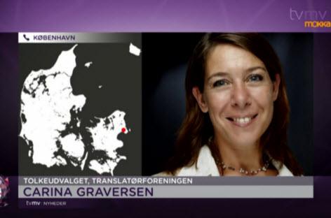Carina Graversen TV MIDTVEST