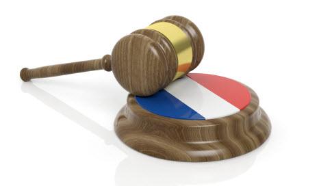 Fransk rets- og polititolkning