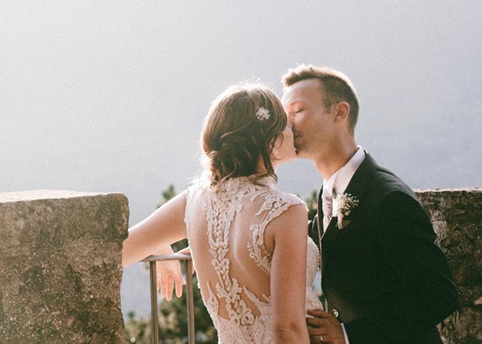 Bryllup i Italien